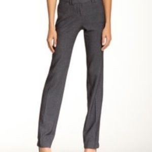 Grey Contemporary Fit Trouser